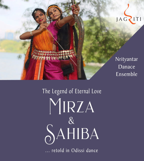 The Legend of Eternal Love – MIRZA & SAHIBA ... retold in Odissi dance