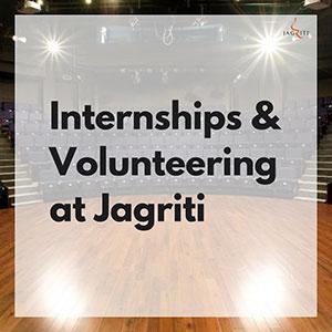 Internships at Jagriti