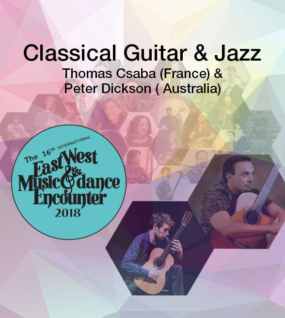 Classical Guitar & Jazz