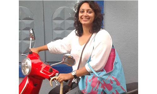 Anuja Ghosalkar