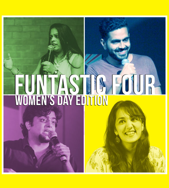 Funtastic Four: Women's Day Edition