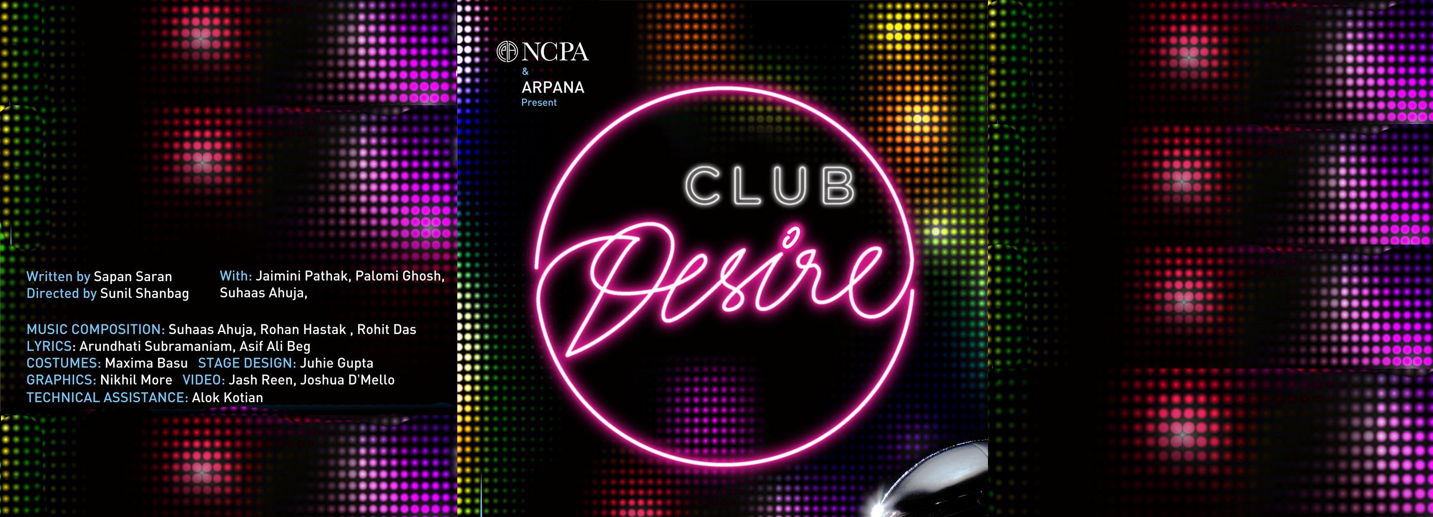 NCPA & ARPANA present