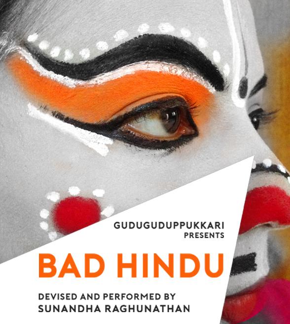 BAD HINDU by Guduguduppukkari