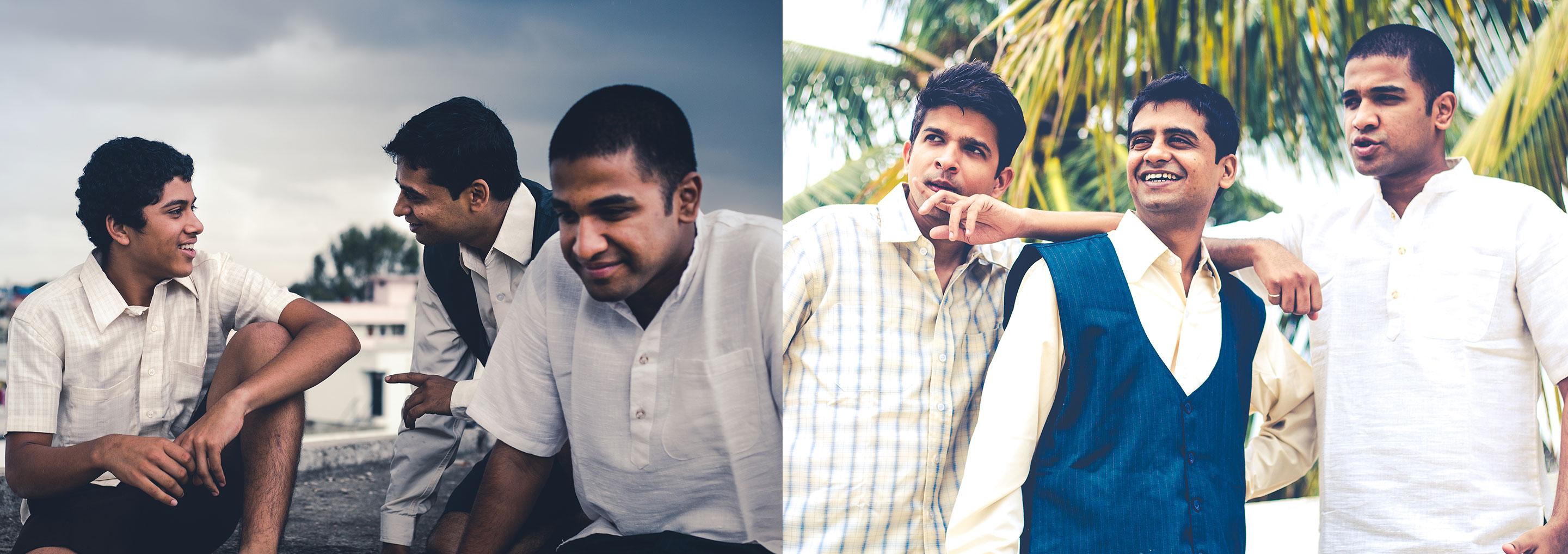 Jagriti Season 2015 Visual Respiration R. K. Narayan's Swami and Friends