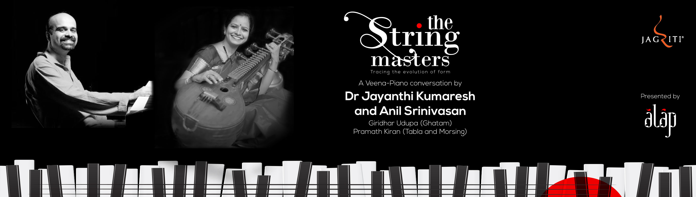 The Stringmasters - Tracing the Evolution of Form