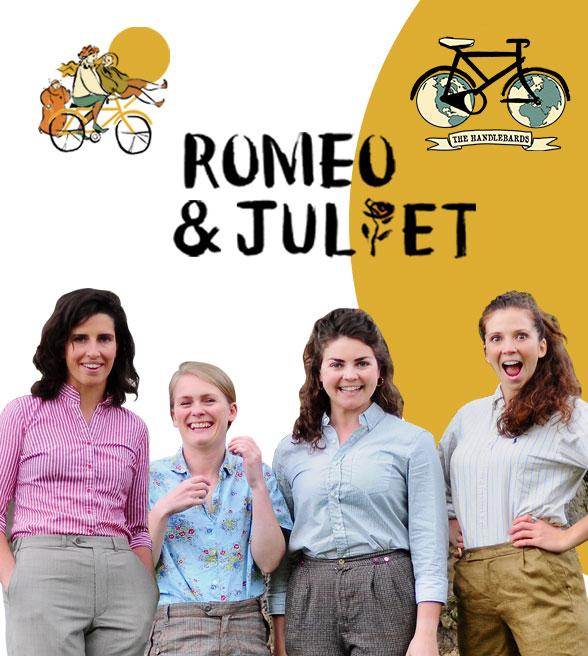 The HandleBards: 'Romeo and Juliet' at Jagriti