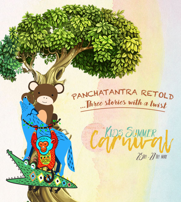 Panchatantra Retold – Three stories with a twist