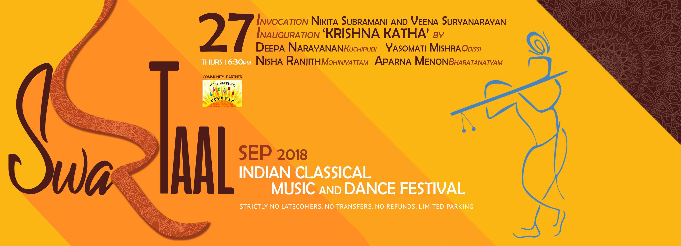 SwarTaal- 'Krishna Katha'