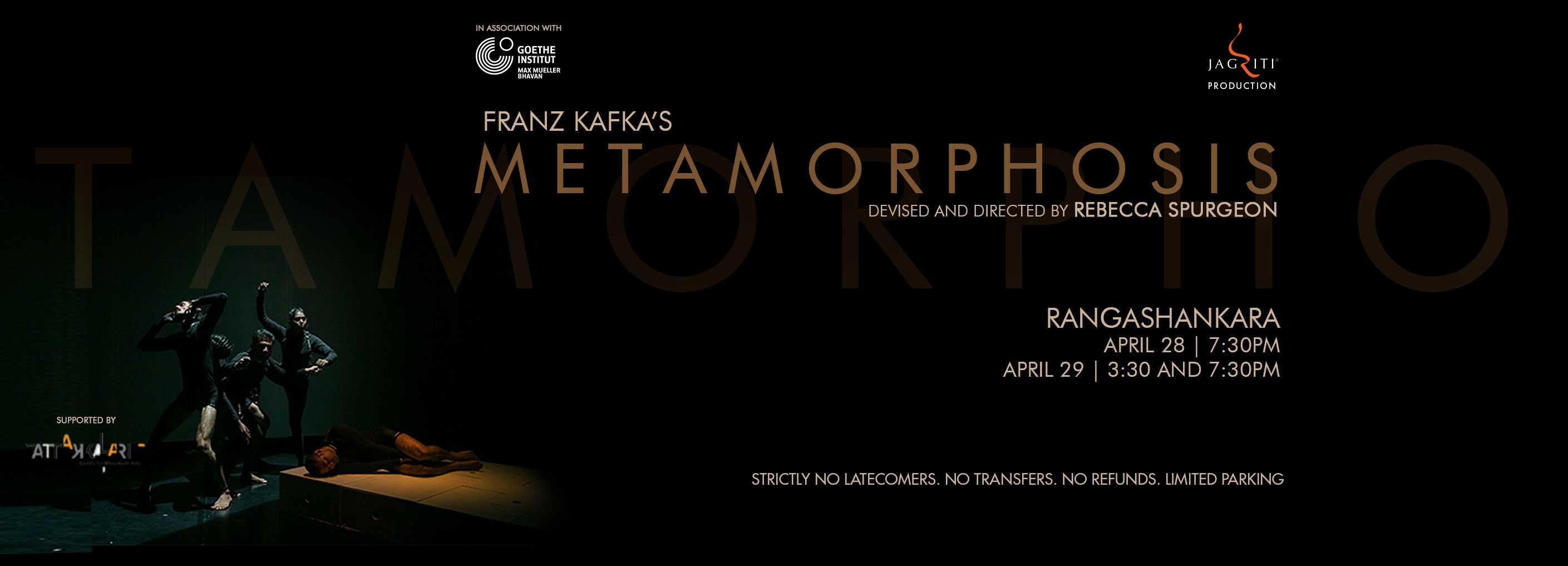 Franz Kafka's - Metamorphosis