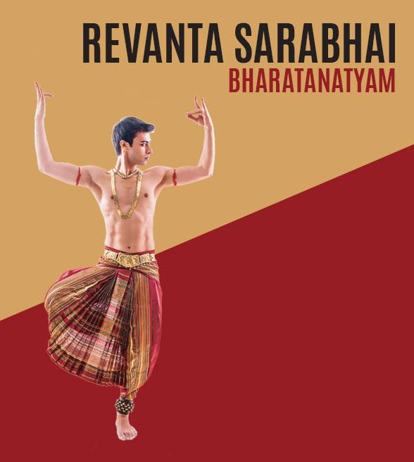 Revanta Sarabhai Bharatanatyam