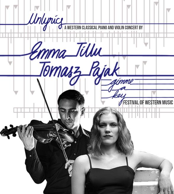 Emma Gilljam Tillu and Tomasz Pajak present: