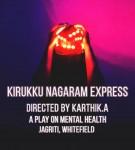 Kirukku Nagaram Express by Crea-Shakthi