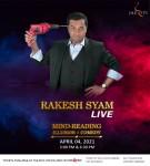 Rakesh Syam - LIVE