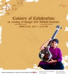 Colours of Celebration: an evening of Khayal with Nishant Panicker