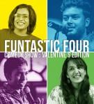 Funtastic Four : Valentine's Edition
